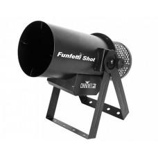 Chauvet DJ Funfetti Shot Pro Confetti Launcher DMX/3Pin XLR