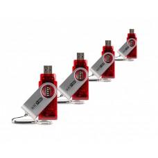Chauvet DJ D-Fi USB Wireless Dongle Pack of 4