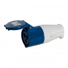 Power Master 16A Socket 230V 3 Pin