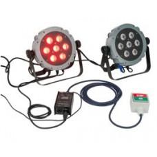 Showtec Traffic Light Set - Double