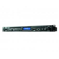 Denon DN300ZB CD/Media Player SD/SDHC/MP3/WAV/USB/Tuner Bal Out 1U
