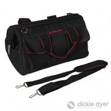 Dickie Dyer 16-Pocket Toughbag Holdall