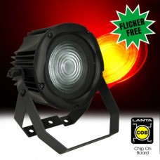 Lanta Lighting FIREBALL COB Par TRI 60