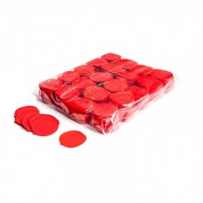 Magic FX Slowfall Confetti Rose Petals Dia 55mm - Red