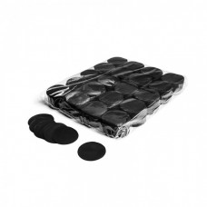 Magic FX Slowfall Confetti Rounds Dia 55mm - Black