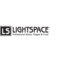 Lightspace Closed Handrail 2ft