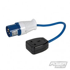 Power Master 16A-13A Fly Lead Converter