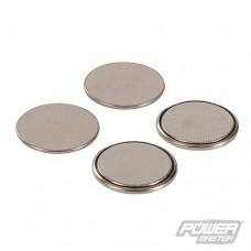 Power Master Lithium Button Cell CR2016 4pk