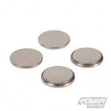 Power Master Lithium Button Cell CR2025 4pk