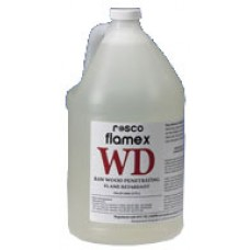 Rosco Flamex WD - Wood - 5 Gallon