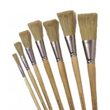 "Rosco 1 1/2"" Fitch Brush"