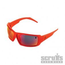 Scruffs Eagle Smoke Lens Safety Specs