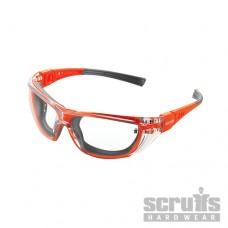 Scruffs Falcon Anti-Fog Lens Safety Specs