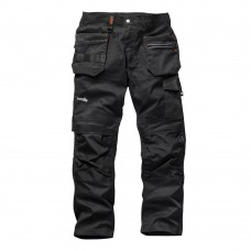 Scruffs 3D Trade Trouser Black