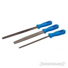Silverline File Set 3pce 633735