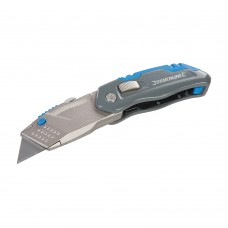 Silverline Folding Retractable Knife - 536978