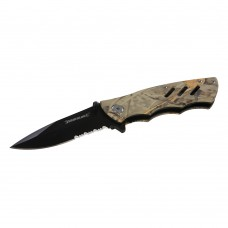 Silverline Folding Camouflage Pocket Knife - 746410