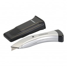 Silverline Contoured Retractable Trimming Knife - CT07