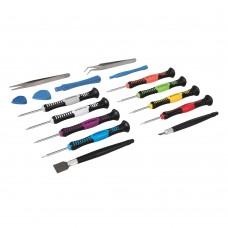 Silverline Precision Phone Repair Kit 16pce 850276