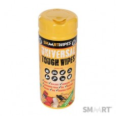 Smaart Universal Tough Wipes 40pk