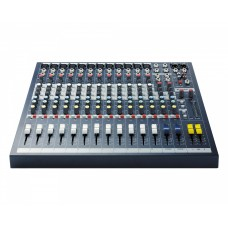 Soundcraft EPM12 12:2 Mixer 12-Mic 2-Stereo Input Including Rack Kit